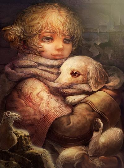 Собака - лучший друг человека