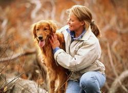 Женщины относятся к собакам, как к родным детям